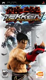 Tekken: Dark Resurrection (PlayStation Portable)
